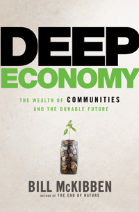 Cover of Deep Economy