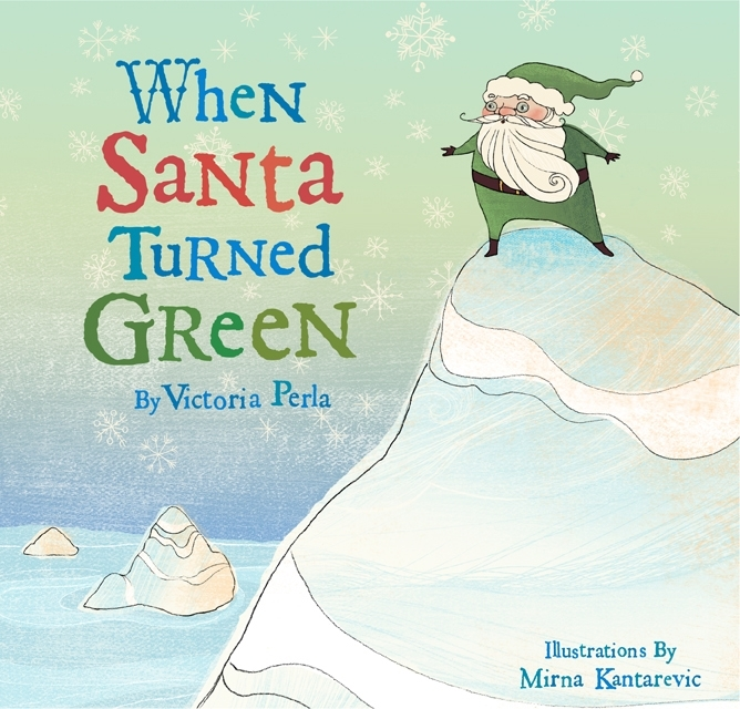 Image result for When Santa turned green
